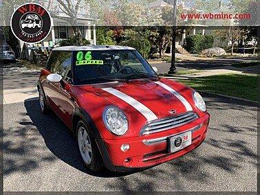 2006 MINI Cooper Hardtop for sale 101316581
