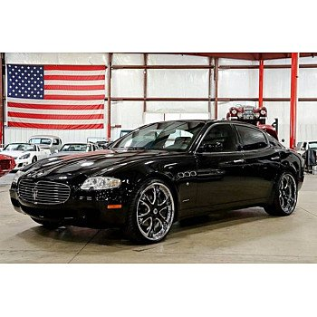 2006 Maserati Quattroporte for sale 101210077