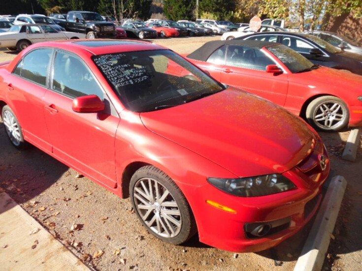 Mazdaspeed6 For Sale >> 2006 Mazda Mazdaspeed6 For Sale Near Bedford Virginia 24174