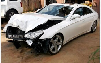2006 Mercedes-Benz CLS500 for sale 100292884