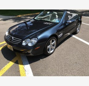 2006 Mercedes Benz Sl500 For 100768437