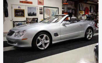 2006 Mercedes-Benz SL500 for sale 101281773