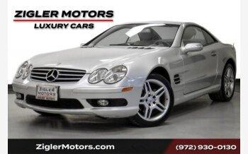 2006 Mercedes-Benz SL500 for sale 101292239