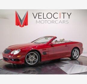 2006 Mercedes-Benz SL500 for sale 101332220