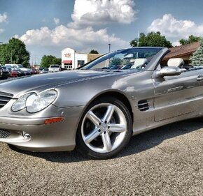 2006 Mercedes-Benz SL500 for sale 101344983