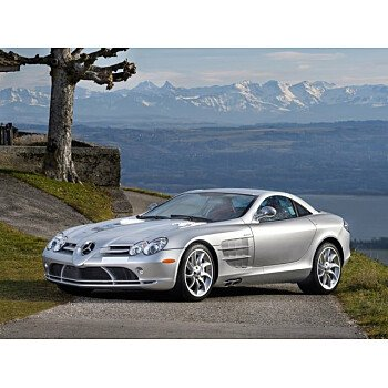 2006 Mercedes-Benz SLR for sale 101282314