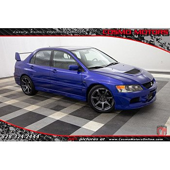 2006 Mitsubishi Lancer Evolution for sale 101231250