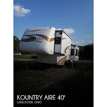 2006 Newmar Kountry Aire for sale 300195954