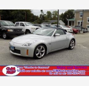 2006 Nissan 350Z Roadster for sale 101070844