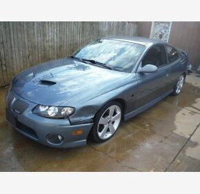 2006 Pontiac GTO for sale 100982635