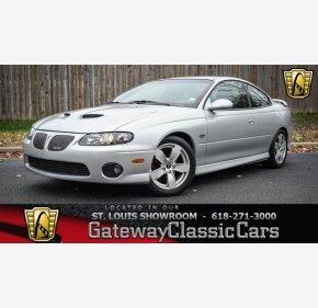 2006 Pontiac GTO for sale 101056389