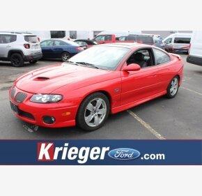 2006 Pontiac GTO for sale 101123735