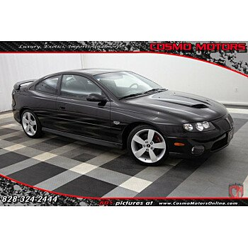 2006 Pontiac GTO for sale 101240828