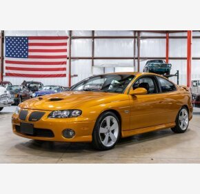 2006 Pontiac GTO for sale 101367395
