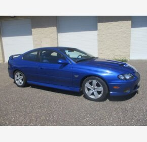2006 Pontiac GTO for sale 101373065