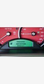 2006 Pontiac GTO for sale 101394836