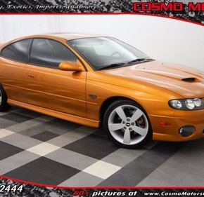2006 Pontiac GTO for sale 101404212