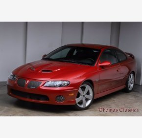 2006 Pontiac GTO for sale 101432798