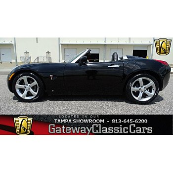 2006 Pontiac Solstice Convertible for sale 100993546