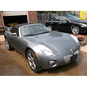2006 Pontiac Solstice Convertible for sale 100292405