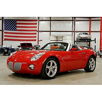 2006 Pontiac Solstice Convertible for sale 101236095