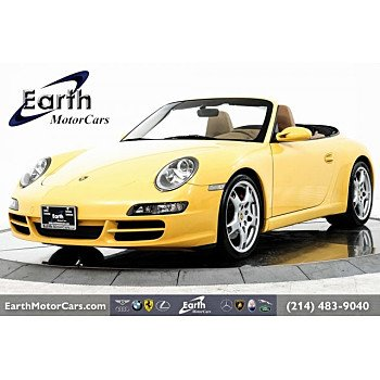 2006 Porsche 911 Cabriolet for sale 101208164