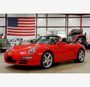 2006 Porsche 911 Cabriolet for sale 101210655