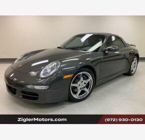 2006 Porsche 911 Cabriolet for sale 101252353