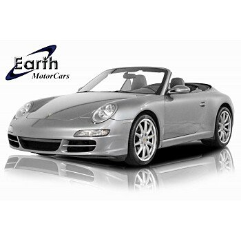 2006 Porsche 911 Cabriolet for sale 101265804