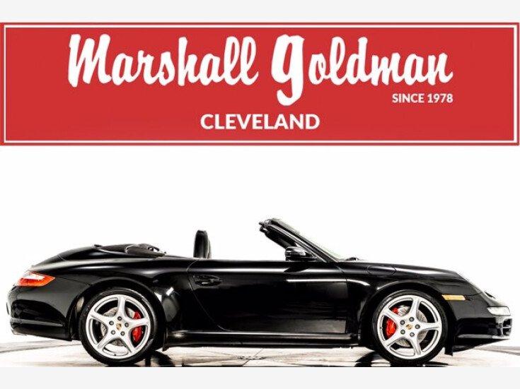 2006 Porsche 911 Carrera S Cabriolet for sale 101601649
