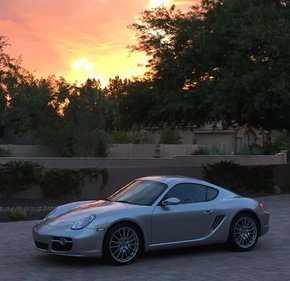 2006 Porsche Cayman S for sale 101368401