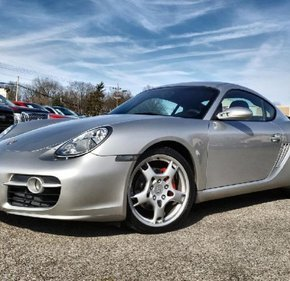 2006 Porsche Cayman for sale 101300810