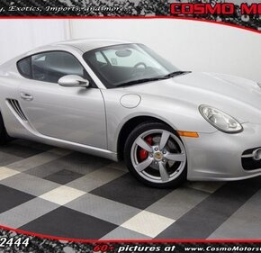 2006 Porsche Cayman for sale 101306838