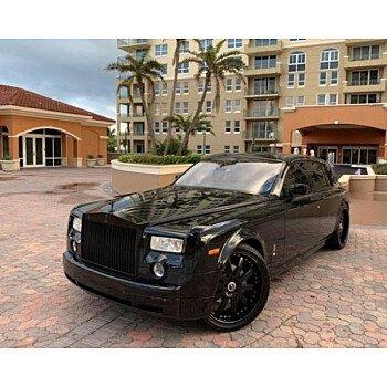 2006 Rolls-Royce Phantom for sale 101063036