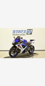 2006 Suzuki GSX-R600 for sale 200642284