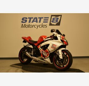 2006 Suzuki GSX-R600 for sale 200665869