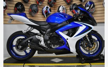 2006 Suzuki GSX-R600 for sale 200690609