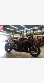 2006 Suzuki GSX-R600 for sale 200691081