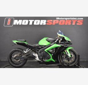 2006 Suzuki GSX-R600 for sale 200699289