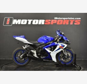 2006 Suzuki GSX-R600 for sale 200699327