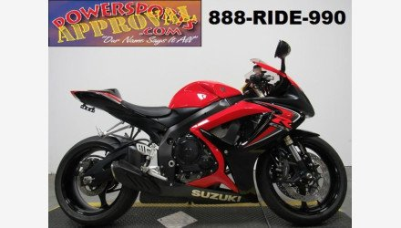 2006 Suzuki GSX-R600 for sale 200701632