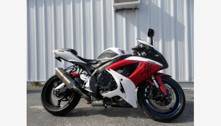 2006 Suzuki GSX-R600 for sale 200778538