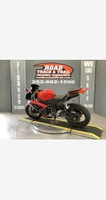 2006 Suzuki GSX-R600 for sale 200803708