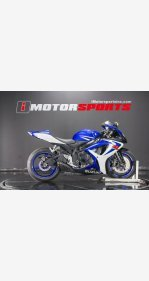 2006 Suzuki GSX-R600 for sale 200808066