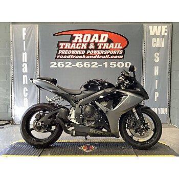 2006 Suzuki GSX-R600 for sale 200957655