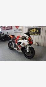 2006 Suzuki GSX-R600 for sale 200992944