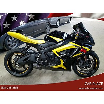 2006 Suzuki GSX-R750 for sale 200668829