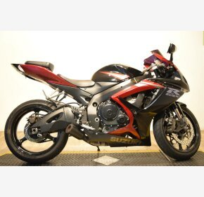 2006 Suzuki GSX-R750 for sale 200606461