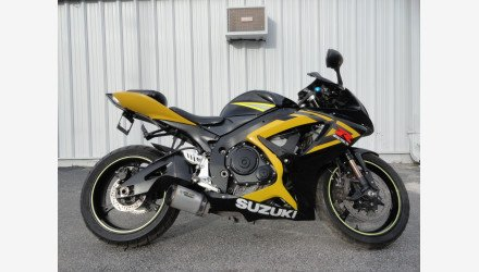 2006 Suzuki GSX-R750 for sale 200672782