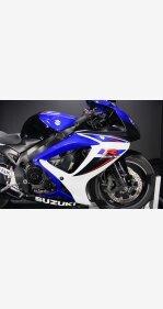 2006 Suzuki GSX-R750 for sale 200766145
